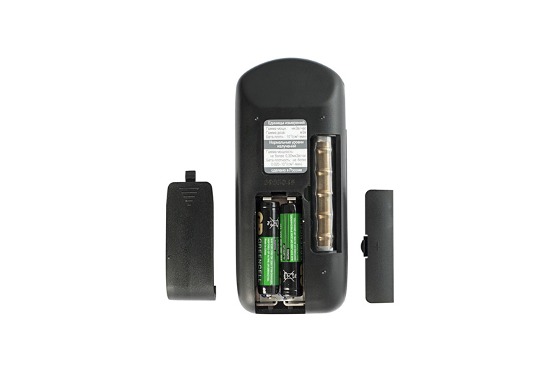 Дозиметр радиометр терра мкс 05 (черный, профессиональный.